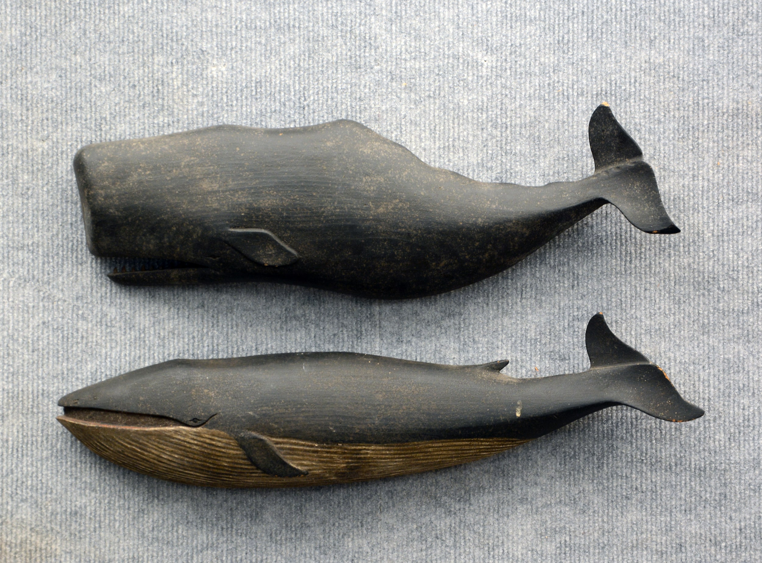 Clark Voorhees whales we buy and sell - Antique Appraisers Auctioneers