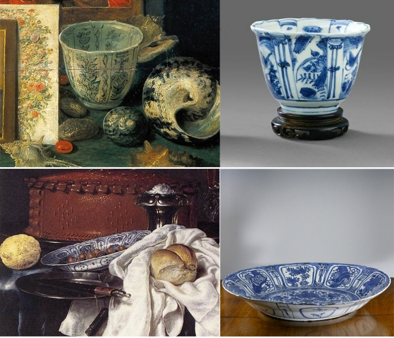 Ming porcelain buyers